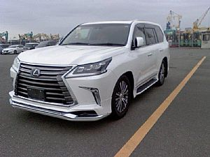 2016 Toyota New Lexus (Ready To Ship) US$110000. Drive: RHD Status:  Available